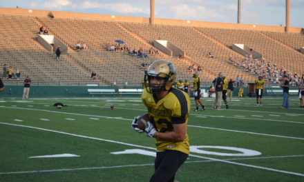 10/4 Recap: Special Teams and Defense Gives Eagles Their First District Win