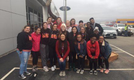 PALs mentors younger students, provides community service