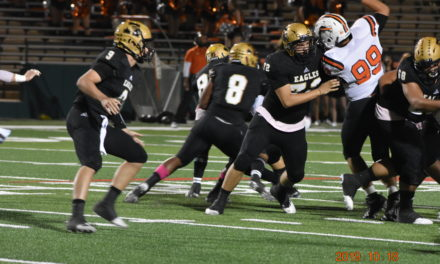 10/21 Recap: Early Momentum and Consistency Leads to Huge Eagles Win