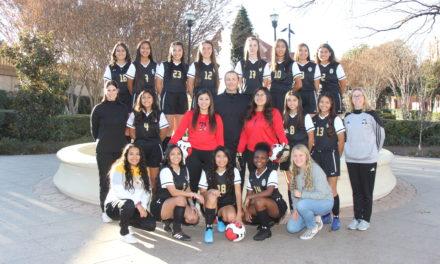 Varsity Soccer Girls: Embree Duck Creek Tournament