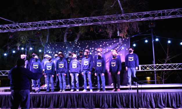 Choirs Sing Under the Stars at the Zoo