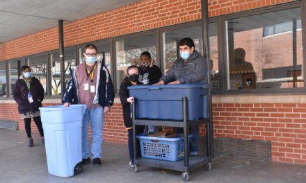 City Cancellation of Recycling Effects School Environmental Program